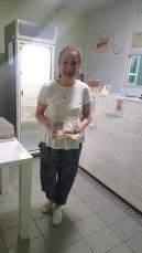 Njeni prefini kolači...
